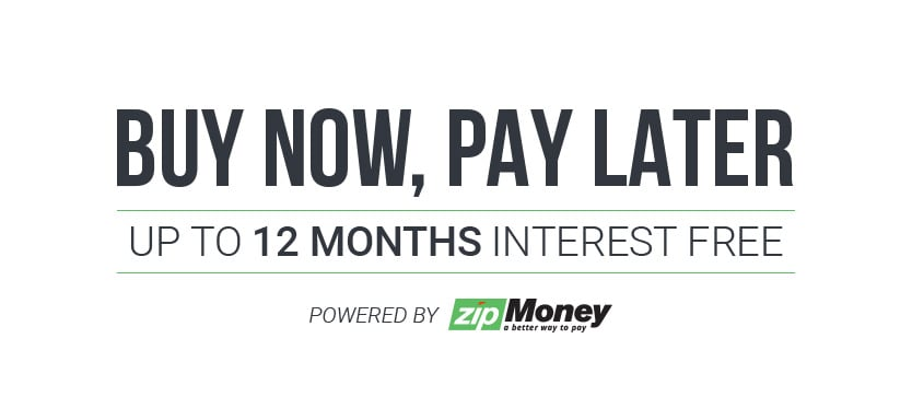 Buy Now, Pay Later - 12 month interest free