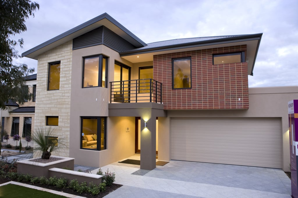 Sectional-Garage-Door-profile-ribline-colour-dune
