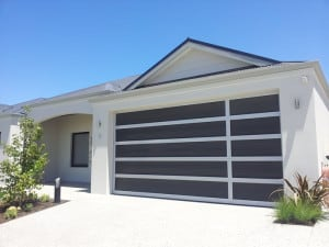 Custom designed sectional Garage Door