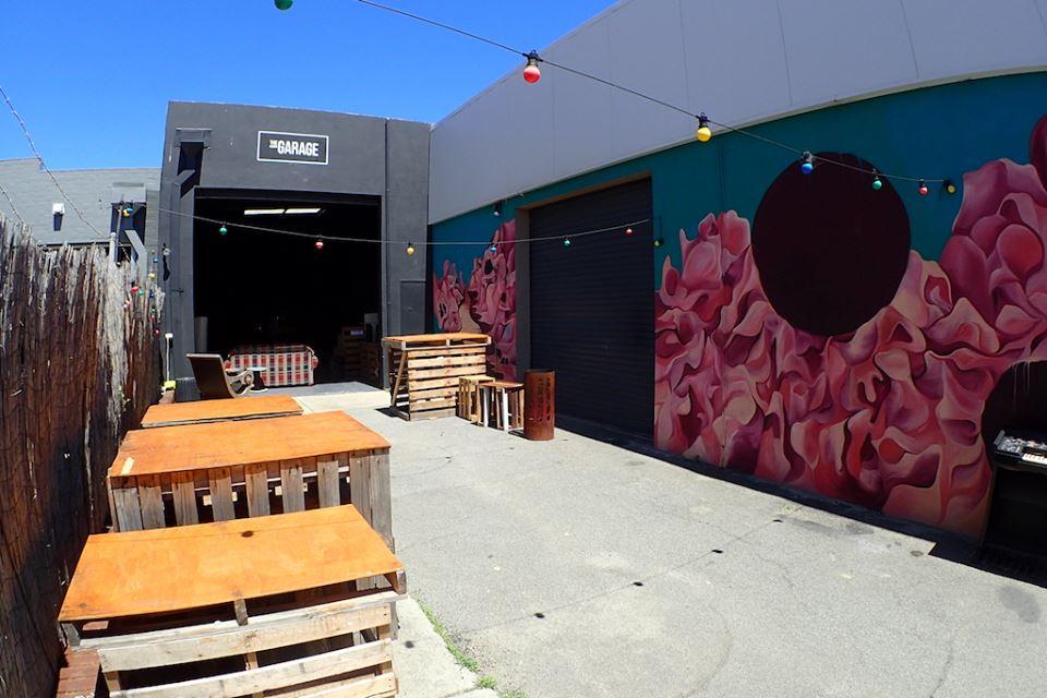 The Garage - Restaurants which were garages