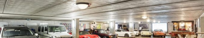 Dream Garage for Car collectors