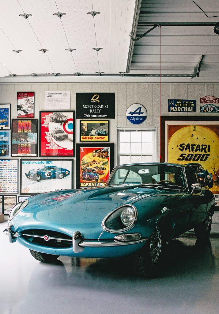 A Car Collectors Dream Come True