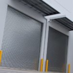 Steel Commercial Shutter