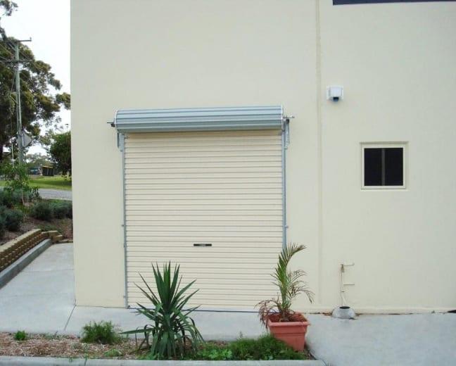 Garage Door - roller door