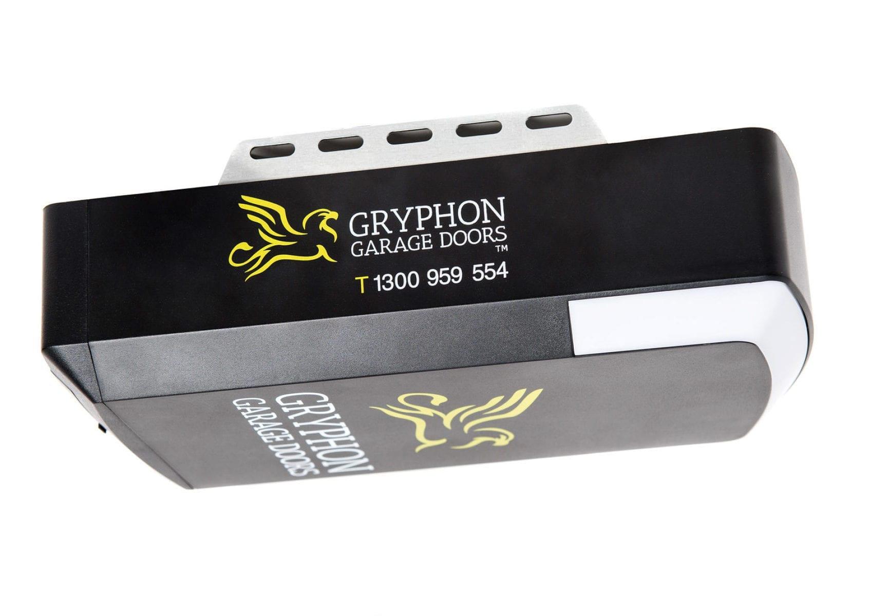 Gryphon garage door motor