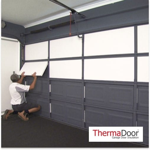 ThermaDoor Insulation Panels